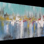 abstracto horizonte
