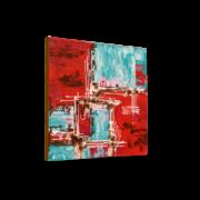 Abstracto-rojo