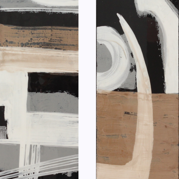 pareja-cubismo-blanco-y-negro-120×30