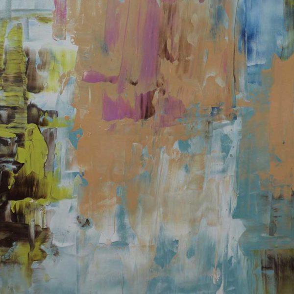 Abstracto-violeta-azulado