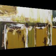 Abstracto-mostaza-verdoso