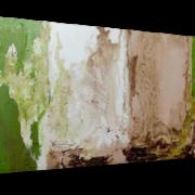 Abstracto-multicolor-verde