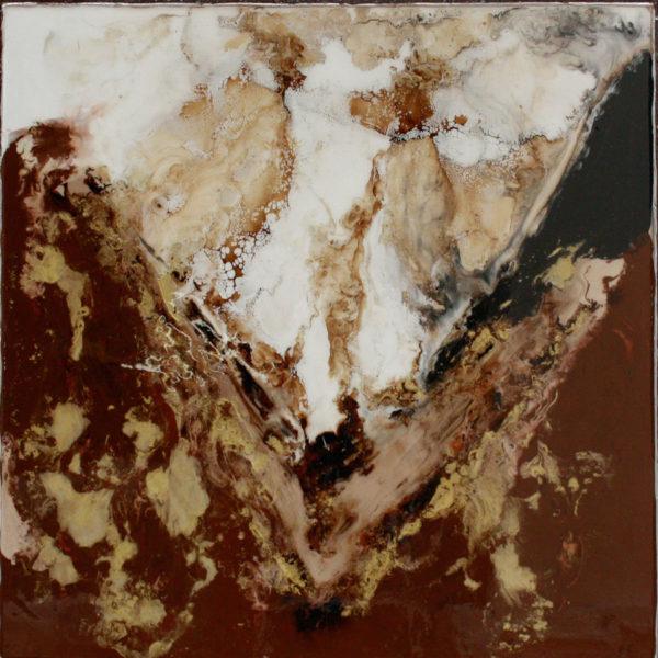 abstracto marrones